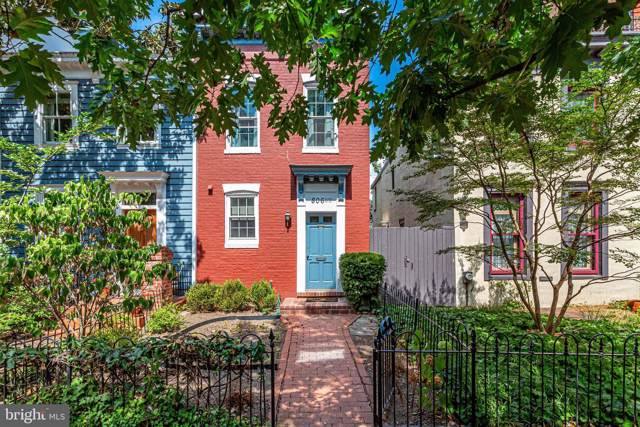 806-1/2 E Street SE, WASHINGTON, DC 20003 (#DCDC441356) :: The Licata Group/Keller Williams Realty