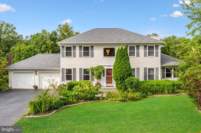 5 Haverford Road, PRINCETON JUNCTION, NJ 08550 (#NJME285254) :: Linda Dale Real Estate Experts