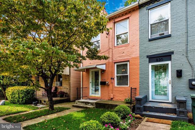 822 E Patrick Street, FREDERICK, MD 21701 (#MDFR253018) :: Homes to Heart Group