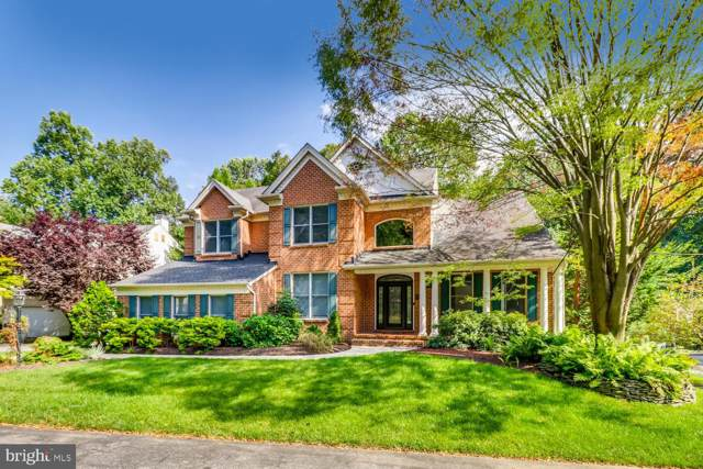 8736 Marburg Manor Drive, LUTHERVILLE TIMONIUM, MD 21093 (#MDBC471394) :: SURE Sales Group