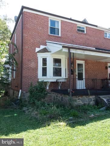3823 Glengyle Avenue, BALTIMORE, MD 21215 (#MDBA483148) :: Colgan Real Estate
