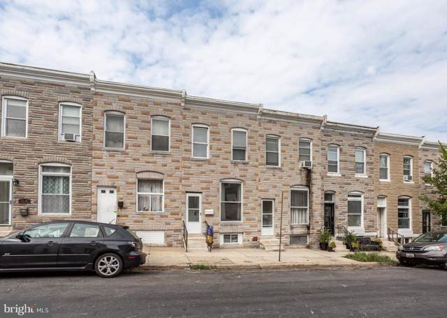712 Berry Street, BALTIMORE, MD 21211 (#MDBA483156) :: The Licata Group/Keller Williams Realty