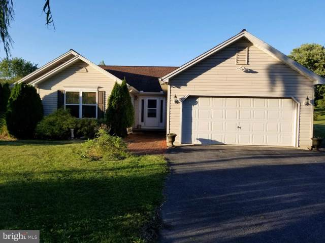9400 Long Lane, GREENCASTLE, PA 17225 (#PAFL168280) :: AJ Team Realty
