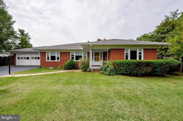 8910 Longstreet Drive, MANASSAS, VA 20110 (#VAMN138030) :: AJ Team Realty