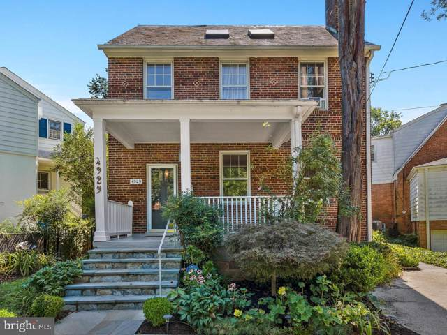 4929 Chevy Chase Boulevard, CHEVY CHASE, MD 20815 (#MDMC677790) :: Eng Garcia Grant & Co.