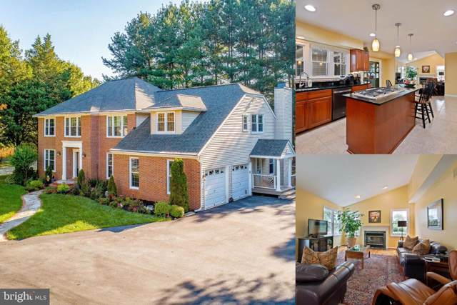 3001 Damascus Drive, ELLICOTT CITY, MD 21042 (#MDHW269966) :: Keller Williams Pat Hiban Real Estate Group