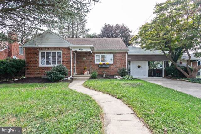 323 Penn Street, HANOVER, PA 17331 (#PAYK124628) :: Younger Realty Group