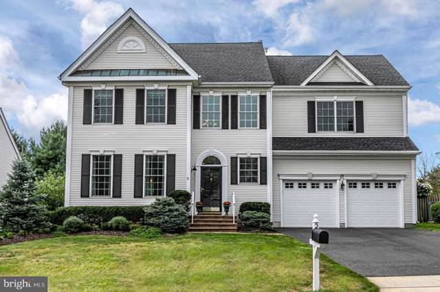 5 Wyckoff Drive, PENNINGTON, NJ 08534 (#NJME285286) :: Ramus Realty Group