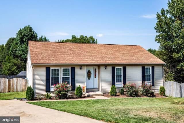 6903 Ridge Way Drive, FREDERICKSBURG, VA 22407 (#VASP216058) :: Keller Williams Pat Hiban Real Estate Group
