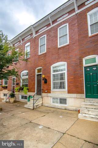602 S East Avenue, BALTIMORE, MD 21224 (#MDBA483224) :: The Licata Group/Keller Williams Realty