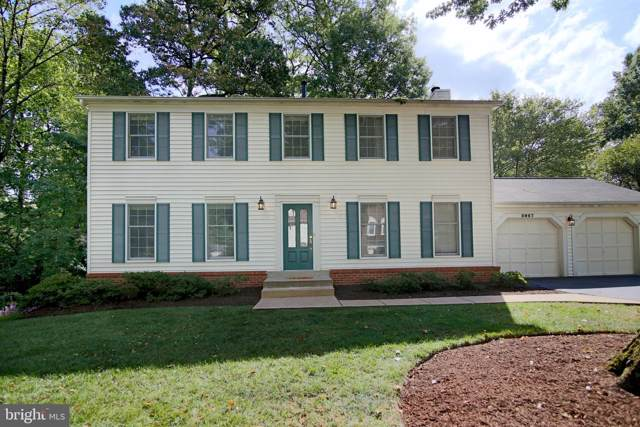 5957 Ohara Landing Court, BURKE, VA 22015 (#VAFX1088402) :: Tom & Cindy and Associates