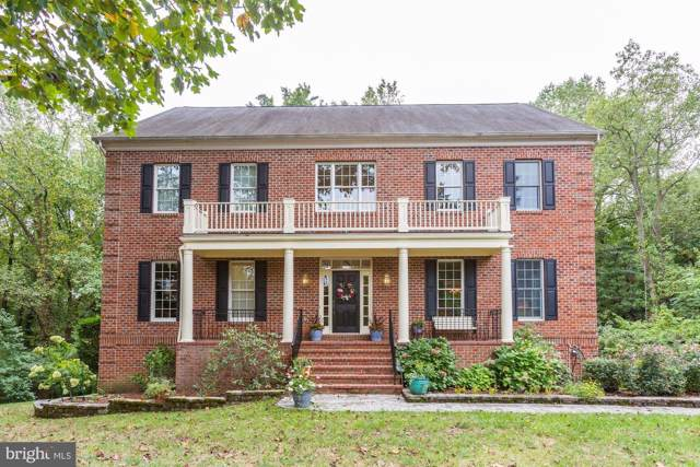 1710 Mansion Ridge Road, ANNAPOLIS, MD 21401 (#MDAA412632) :: The Bob & Ronna Group