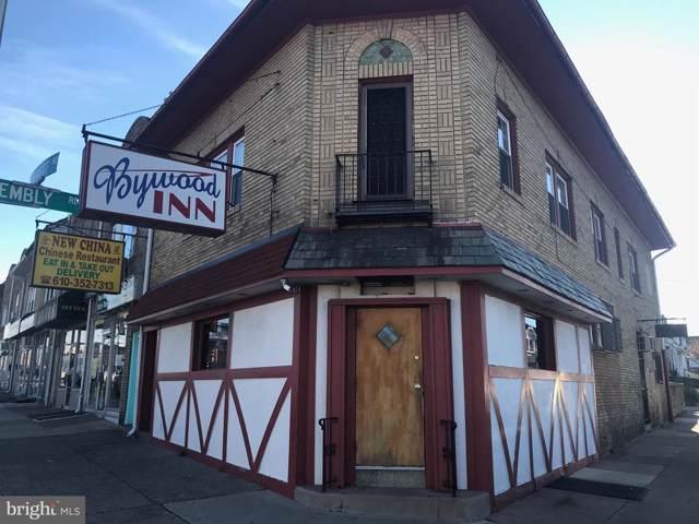 814 Garrett Road, UPPER DARBY, PA 19082 (#PADE500034) :: REMAX Horizons