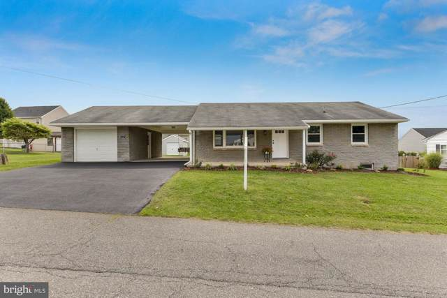 202 Young Avenue, BOONSBORO, MD 21713 (#MDWA167650) :: Advance Realty Bel Air, Inc