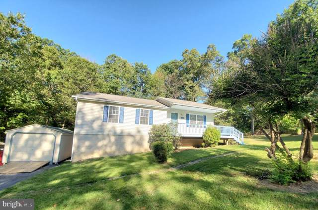 205 Old Hickory Lane, HARPERS FERRY, WV 25425 (#WVJF136484) :: Tessier Real Estate