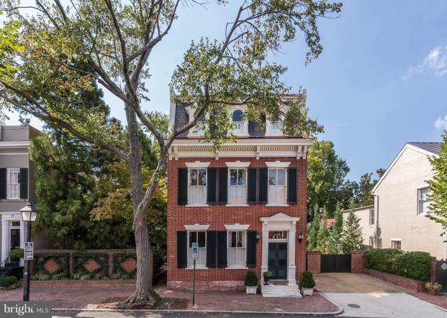 209 S Lee Street, ALEXANDRIA, VA 22314 (#VAAX239506) :: Keller Williams Pat Hiban Real Estate Group