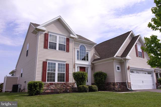 23 Augusta Drive, OCEAN VIEW, DE 19970 (#DESU147716) :: The Allison Stine Team