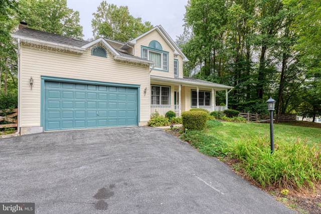 6426 Esquire Drive, SYKESVILLE, MD 21784 (#MDCR191642) :: Charis Realty Group