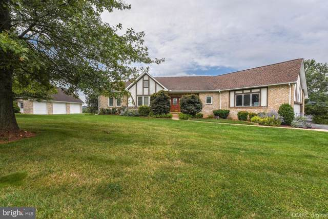 13436 Moser Road, THURMONT, MD 21788 (#MDFR253096) :: Ultimate Selling Team