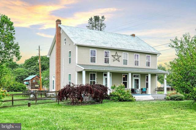 384 Mount Hope Road, FAIRFIELD, PA 17320 (#PAAD108620) :: The Joy Daniels Real Estate Group