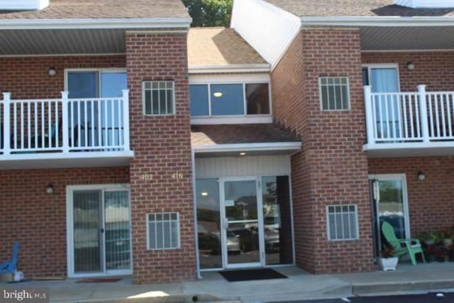 406 Aurora Street #406, CAMBRIDGE, MD 21613 (#MDDO124176) :: Barrows and Associates