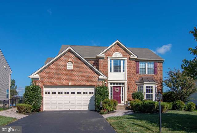 3552 Hardwood Terrace, SPRING GROVE, PA 17362 (#PAYK124700) :: Liz Hamberger Real Estate Team of KW Keystone Realty