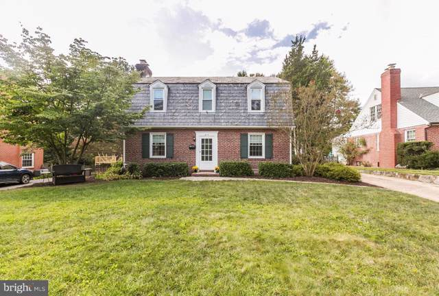 617 Charles Street Avenue, TOWSON, MD 21204 (#MDBC471566) :: Kathy Stone Team of Keller Williams Legacy