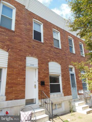 326 S Newkirk Street, BALTIMORE, MD 21224 (#MDBA483326) :: The Speicher Group of Long & Foster Real Estate