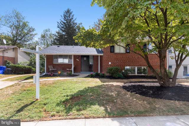 413 Torrington Place, SILVER SPRING, MD 20901 (#MDMC678070) :: The Sebeck Team of RE/MAX Preferred