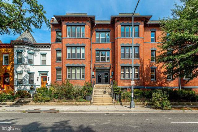 143 Rhode Island Avenue NW #7, WASHINGTON, DC 20001 (#DCDC441612) :: The Licata Group/Keller Williams Realty