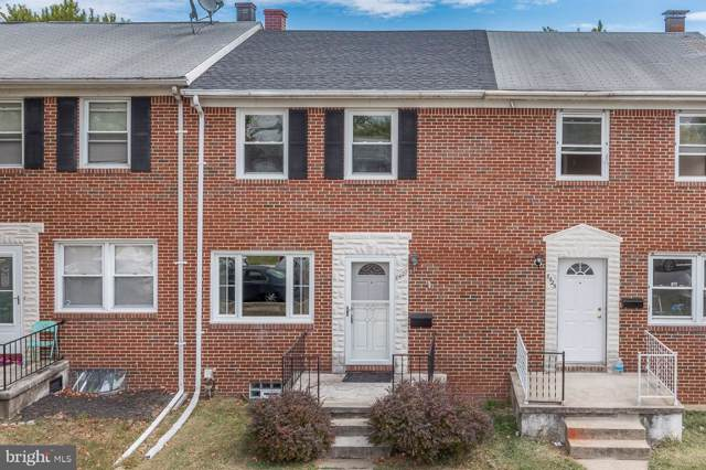 8427 Harris Avenue, PARKVILLE, MD 21234 (#MDBC471598) :: Shawn Little Team of Garceau Realty