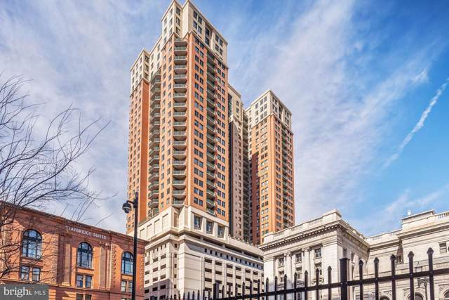 414 Water Street #3009, BALTIMORE, MD 21202 (#MDBA483360) :: The Licata Group/Keller Williams Realty