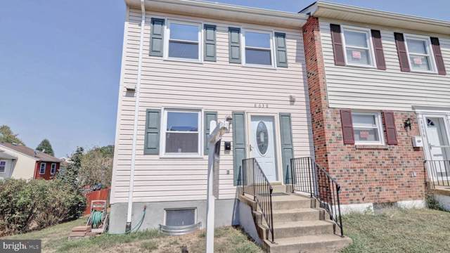 8638 Newton Place, MANASSAS, VA 20111 (#VAPW478466) :: John Smith Real Estate Group