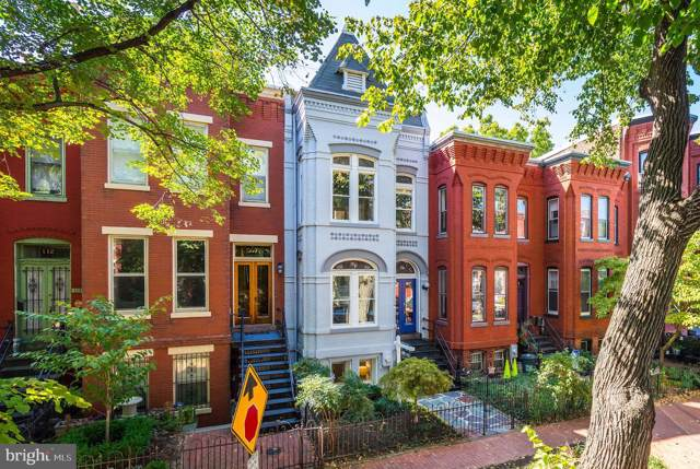 116 5TH Street NE, WASHINGTON, DC 20002 (#DCDC441636) :: The Maryland Group of Long & Foster Real Estate