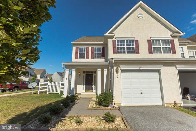 402 Wilmore Drive, MIDDLETOWN, DE 19709 (#DENC486528) :: The Force Group, Keller Williams Realty East Monmouth