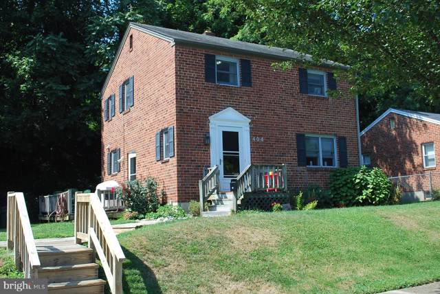 404 Hillside Road, NEW CUMBERLAND, PA 17070 (#PACB117450) :: Better Homes and Gardens Real Estate Capital Area