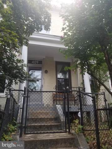 409 11TH Street NE, WASHINGTON, DC 20002 (#DCDC441652) :: Eng Garcia Grant & Co.