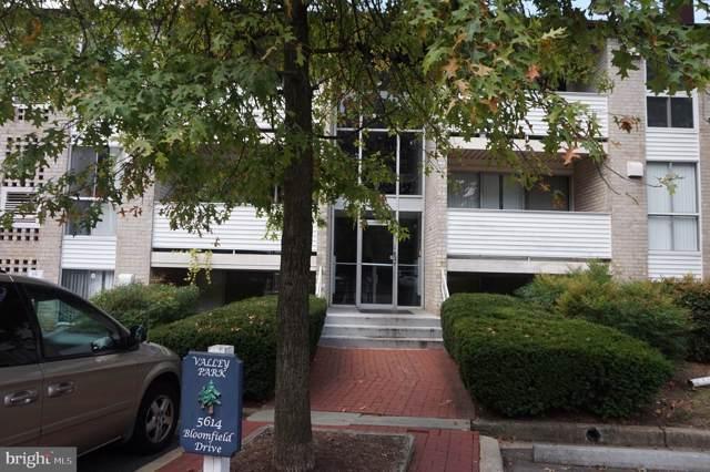 5614 Bloomfield Drive T3, ALEXANDRIA, VA 22312 (#VAFX1088684) :: RE/MAX Cornerstone Realty