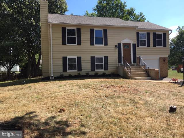 8503 Discovery Boulevard, WALKERSVILLE, MD 21793 (#MDFR253136) :: RE/MAX Plus