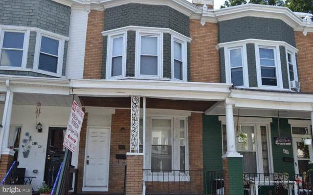 417 28TH Street, BALTIMORE, MD 21218 (#MDBA483430) :: The MD Home Team