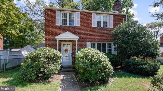 9621 Dilston Road, SILVER SPRING, MD 20903 (#MDMC678202) :: The Speicher Group of Long & Foster Real Estate