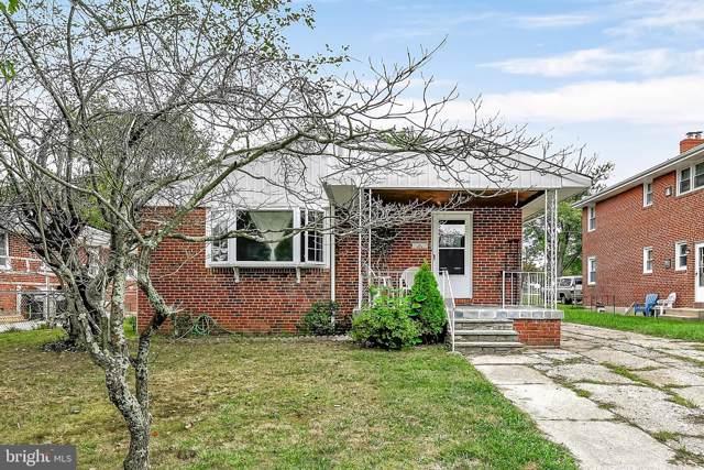 6010 Eunice Avenue, BALTIMORE, MD 21214 (#MDBA483460) :: Keller Williams Pat Hiban Real Estate Group