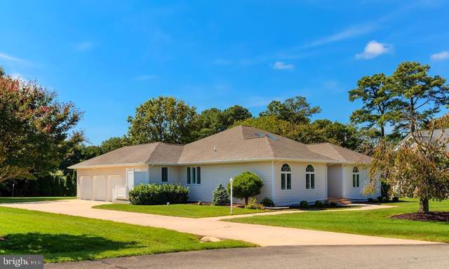 302 Longwood Terrace Court, REHOBOTH BEACH, DE 19971 (#DESU147804) :: Linda Dale Real Estate Experts
