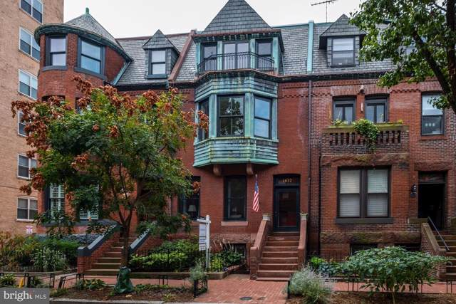 1612 Riggs Place NW, WASHINGTON, DC 20009 (#DCDC441766) :: Crossman & Co. Real Estate
