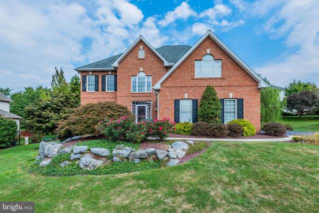 1018 Saffron Drive, MECHANICSBURG, PA 17050 (#PACB117460) :: The Heather Neidlinger Team With Berkshire Hathaway HomeServices Homesale Realty