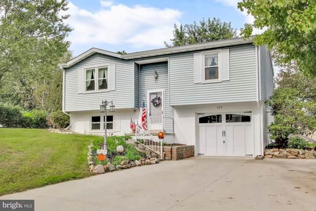 119 Vegas Drive, HANOVER, PA 17331 (#PAYK124790) :: Liz Hamberger Real Estate Team of KW Keystone Realty