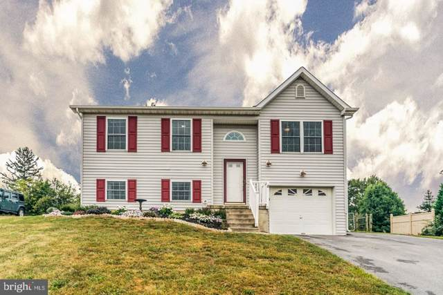 231 Universe Drive, MARTINSBURG, WV 25404 (#WVBE171172) :: Blackwell Real Estate