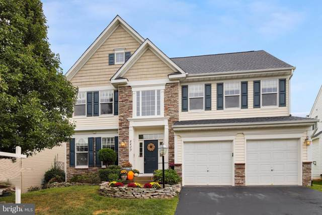 8429 Granite Lane, MANASSAS, VA 20111 (#VAPW478564) :: The Licata Group/Keller Williams Realty