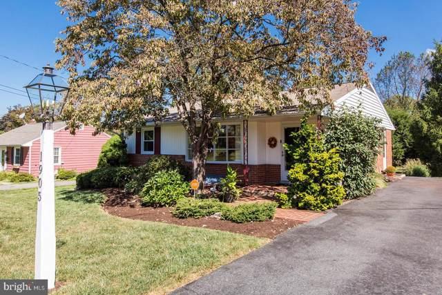 1905 Manor Ridge Drive, LANCASTER, PA 17603 (#PALA139890) :: Flinchbaugh & Associates