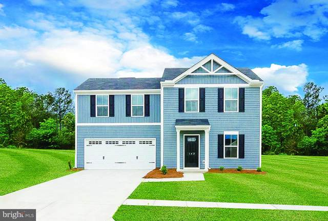 5003 Chandlers Glen Drive, BUNKER HILL, WV 25413 (#WVBE171182) :: Great Falls Great Homes